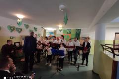Koncert orkiestry w ZSS Matczyn 2019