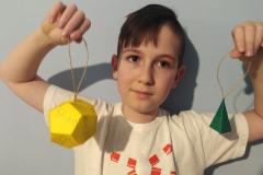Matematyczna bombka - wyniki