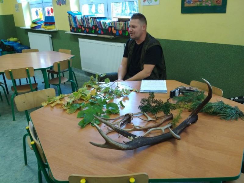 Spotkanie z leśniczym 7