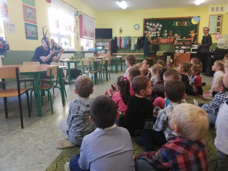 Spotkanie z leśniczym 2