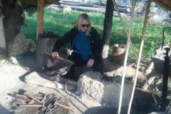 Warsztaty archeologiczne DWD Gołoborze